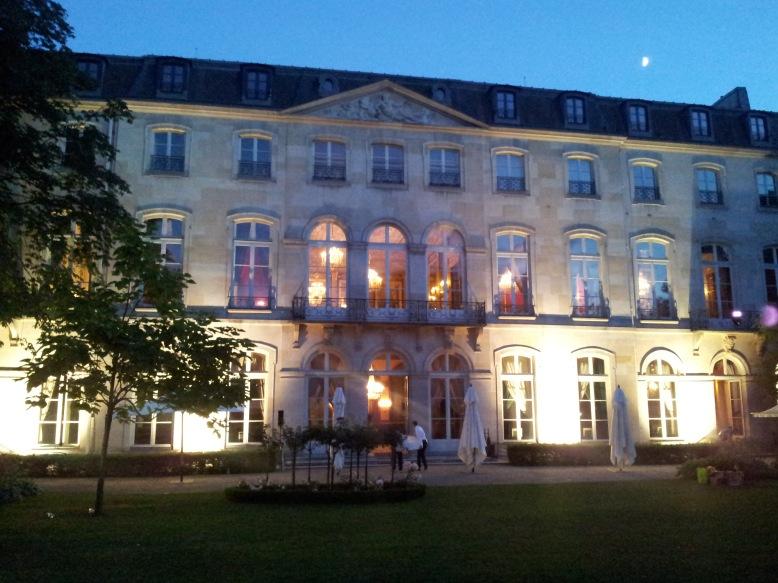 Planète du Goût_Palais Beauharnais